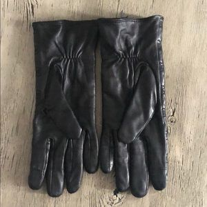 Michael Kors Other - Michael Kors Leather Gloves - NWOT